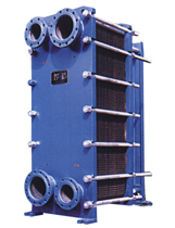 板式换热器-春之原水处理设备公司