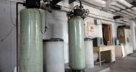 全自动软化水设备-陕西西安软化水设备_石家庄春之原水处理