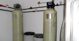 包头煤矿软化水设备_大型煤矿软化水设备设计安装