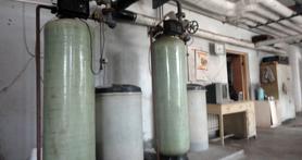 全自动软化水设备-黑龙江哈尔滨软化水设备_石家庄春之原水处理