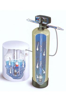 新疆软化水处理设备