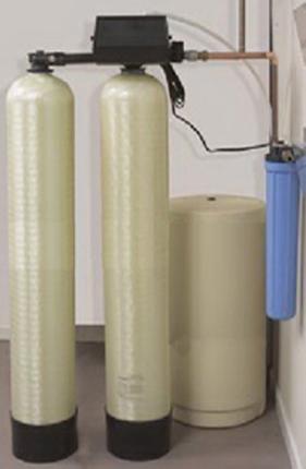 内蒙古钠离子交换器