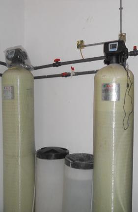 锅炉软化水原理