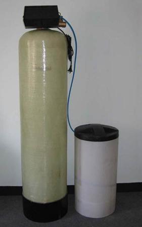 换热器软水装置