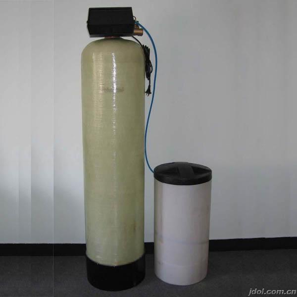 石家庄全自动软水器周期制水量减少的解决方法: